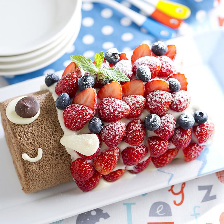 鯉のぼり ケーキ