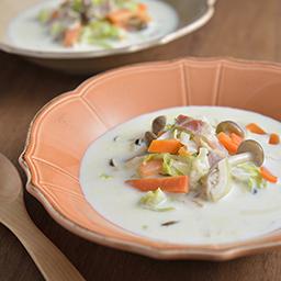 パーフェクトスープ 牛乳を使ったレシピ 明治おいしい牛乳 おいしい暮らし Natural Taste 株式会社 明治