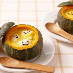 お豆腐団子入りかぼちゃのスープ 牛乳を使ったレシピ 明治おいしい牛乳 おいしい暮らし Natural Taste 株式会社 明治